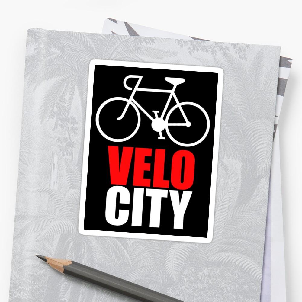 VeloCity Special Sticker Version by Ra12