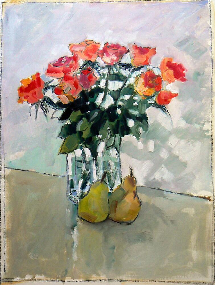 Roses by Paul  Milburn