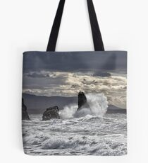 Pillar Rock Drama Tote Bag