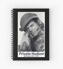 Private Hudson Spiral Notebook