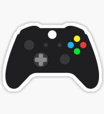 Manette Xbox Sticker