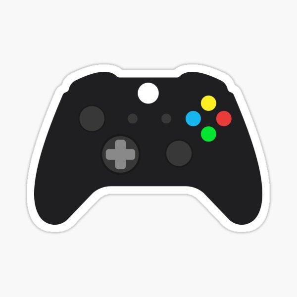 Manette Xbox Pegatina