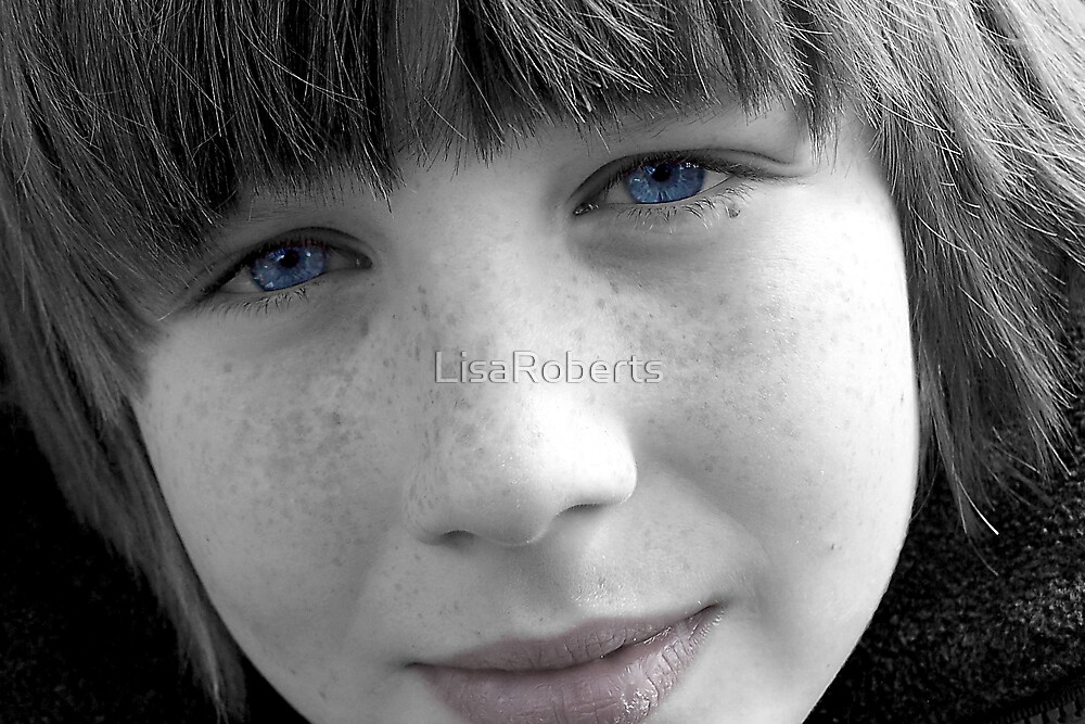My son by LisaRoberts