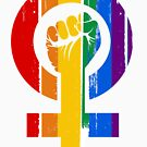 LGBT Female Resistance by queeradise