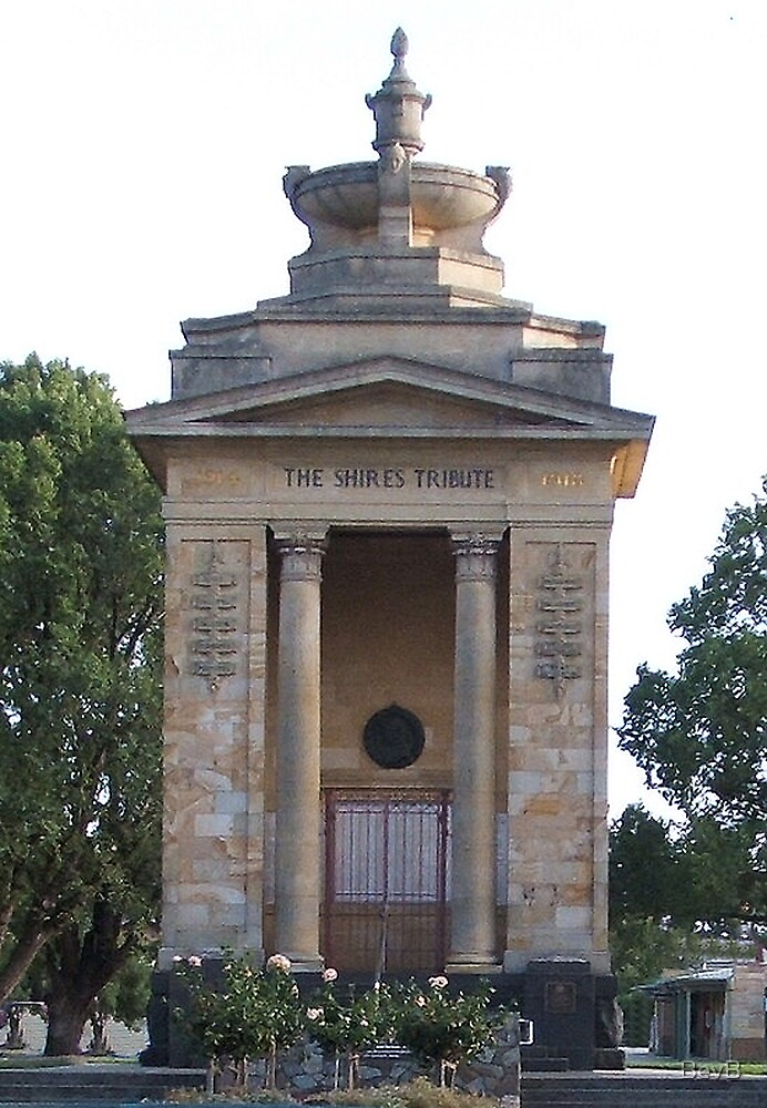 The Shires Tribute, Colac by BevB