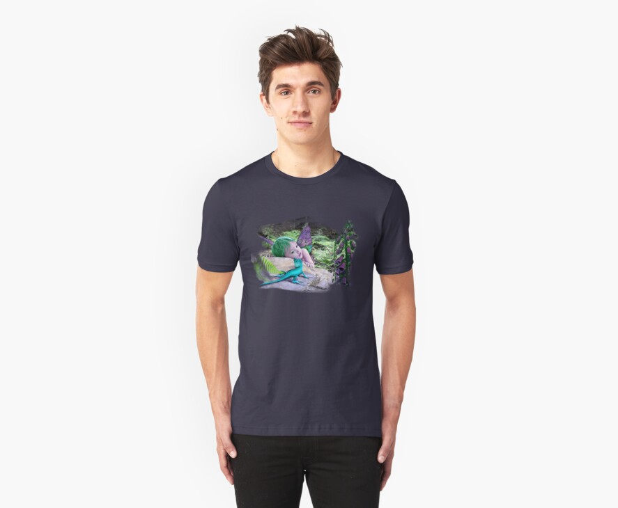 Lizard tee by Ivy Izzard