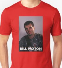 Bill Paxton as Private Hudson Unisex T-Shirt