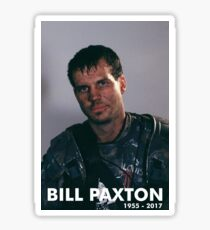 Bill Paxton as Private Hudson Sticker