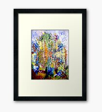 Intercessory Prayer Framed Print
