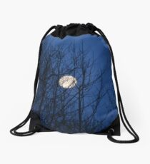 Full Moon Tonight, Everything's All Right Drawstring Bag