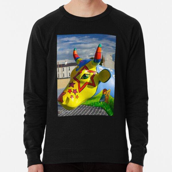 Play Trail - Asperations Cow, Ebrington Lightweight Sweatshirt