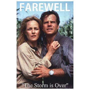 The Storm is Over by billpaxton