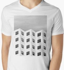 Game of Perspective Mens V-Neck T-Shirt