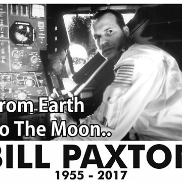 To The Moon by billpaxton