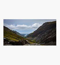 Snowdonia Photographic Print