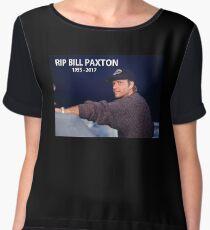 Bill Paxton 1955-2017 Chiffon Top