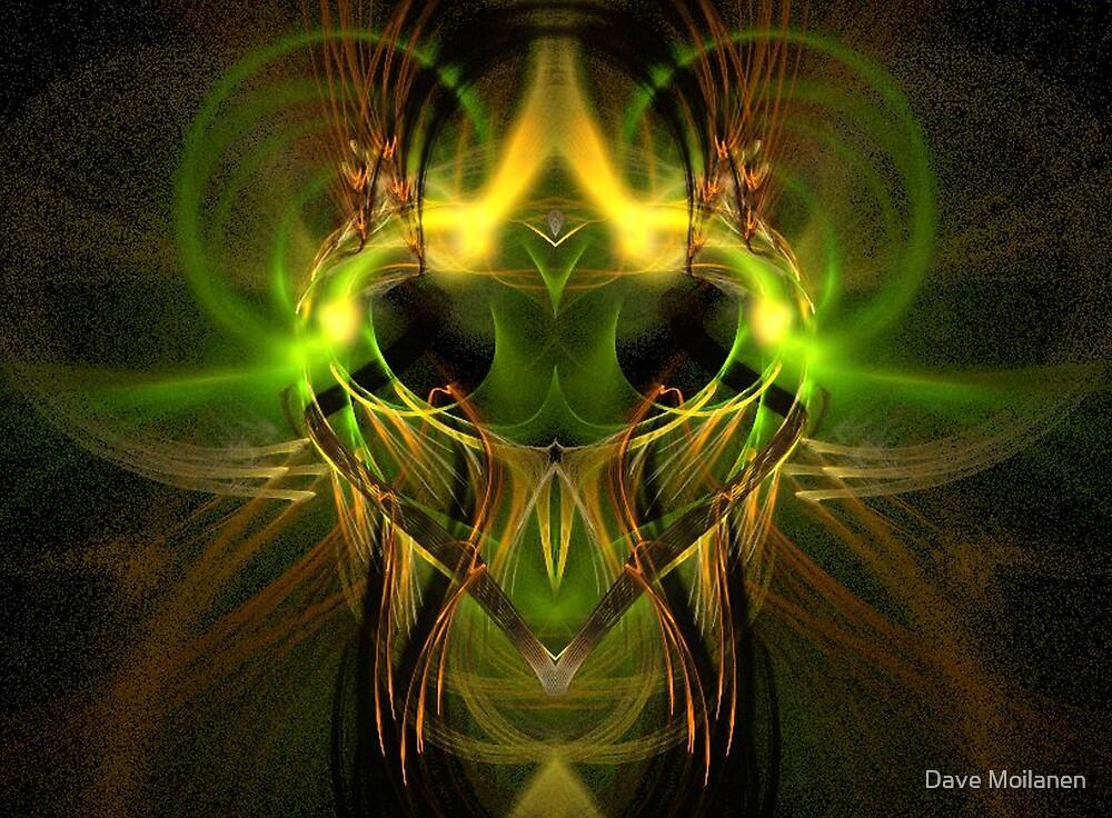 Mask by Dave Moilanen