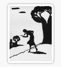 Nancy Drew Sticker