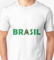 Brazil - Brasil Unisex T-Shirt