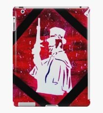 Haunted Mansion Duelist Silhouette iPad Case/Skin