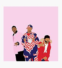 Dipset Forever Photographic Print