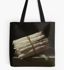 Adriaen Coorte - Still Life With Asparagus, 1697 Tote Bag