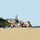 CROMER NORTH NORFOLK COAST by FieryFinn77