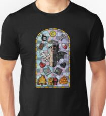 The Binding of Isaac, cathedral glass Unisex T-Shirt