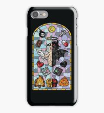 The Binding of Isaac, cathedral glass iPhone Case/Skin