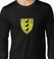 Borch Three Jackdaws Coat of Arms - Witcher Long Sleeve T-Shirt