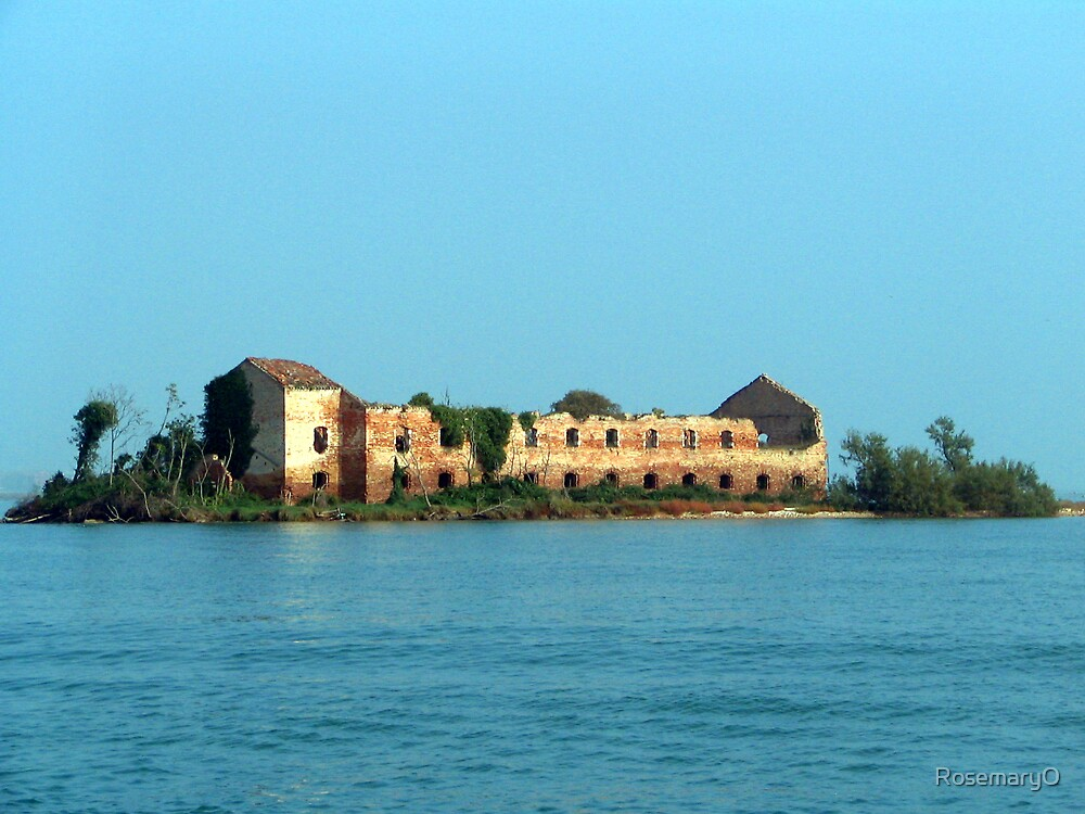 Oh Island... by RosemaryO