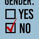 Gender: No by queeradise