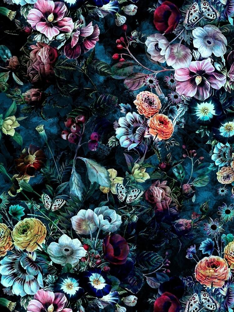Night Garden by rizapeker