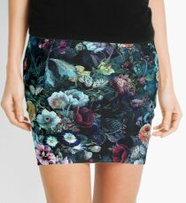 Night Garden Mini Skirt