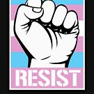 Trans Resist by queeradise