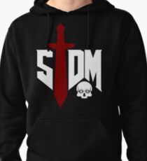 5TDM - White Pullover Hoodie