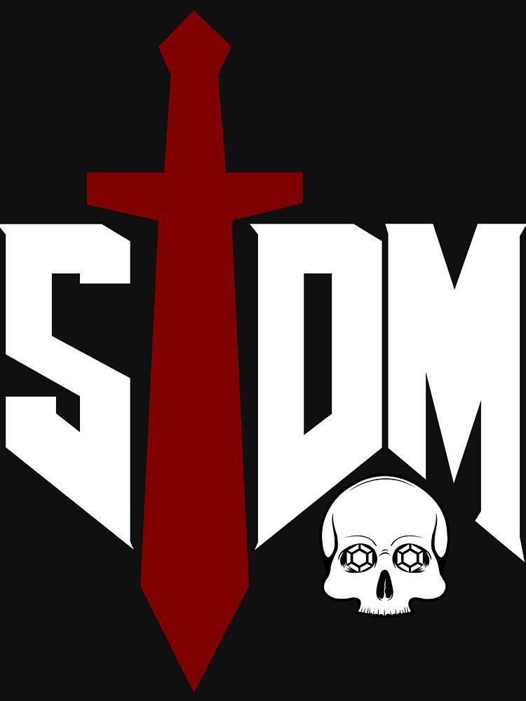 5TDM - White by defydanger