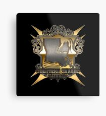 Souther Savage Logo Metal Print