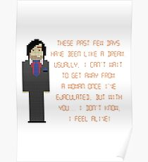 The IT Crowd – I Can't Wait to Get Away Poster
