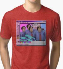 Josh Pecksthetic Tri-blend T-Shirt