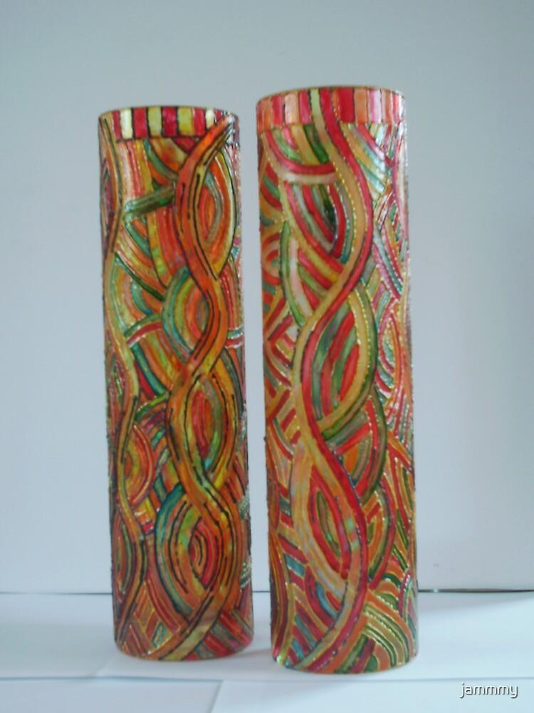 2 vases by jammmy