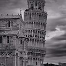 Leaning Tower of Pisa by JMChown