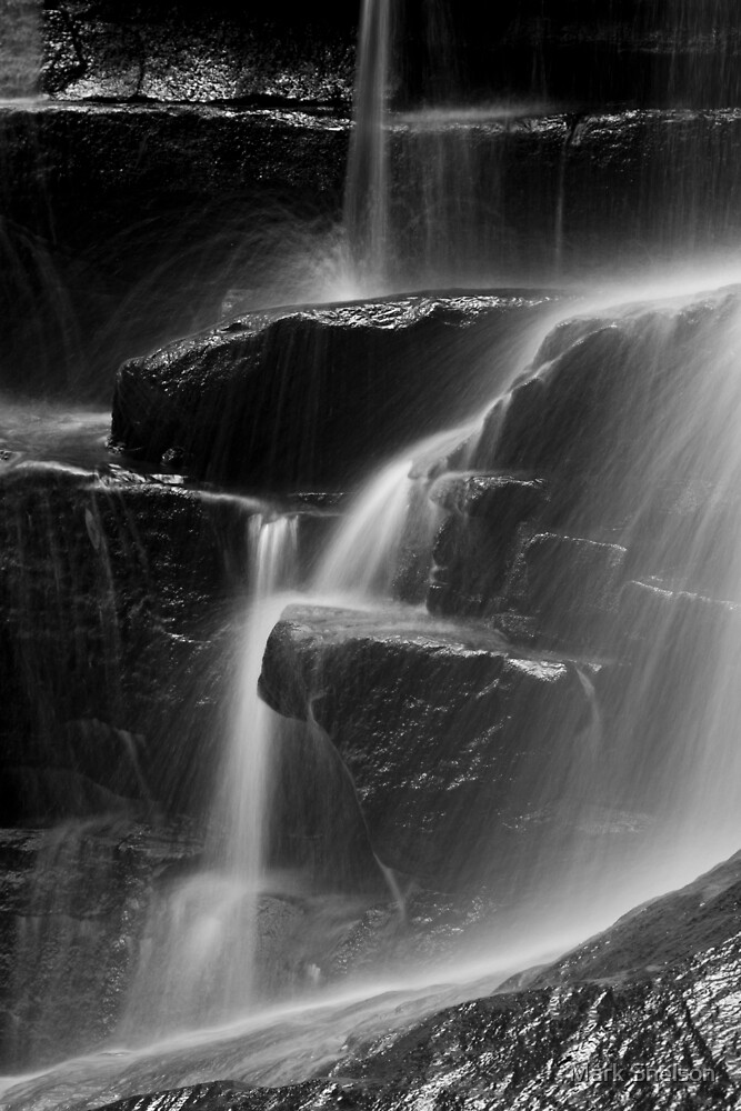 Somersby Falls 20 by Mark Snelson