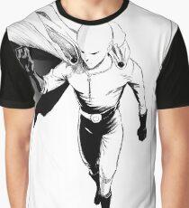 Saitama - One Punch Man Graphic T-Shirt