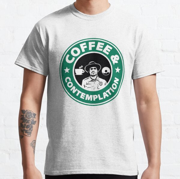 Coffee and Contemplation... Classic T-Shirt