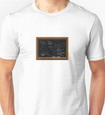 Blackboard Unisex T-Shirt