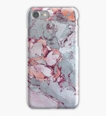 Marble Madness iPhone Case/Skin