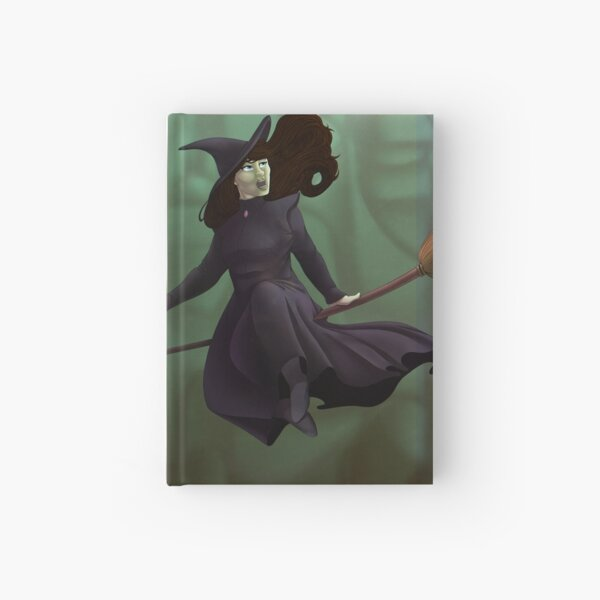 [Wicked] For Good #Gelphie Hardcover Journal