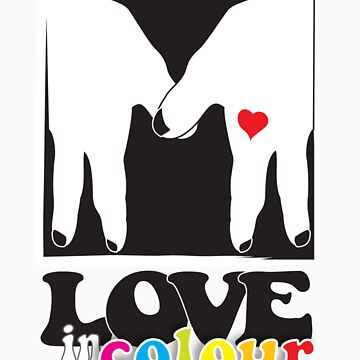 love in colour by hefest