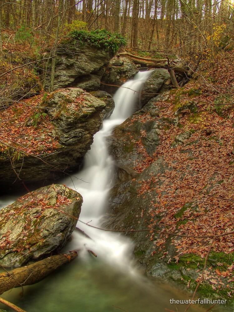 Hemlock Falls by thewaterfallhunter